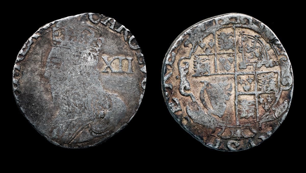 Charles I, Shilling. NP Collectables
