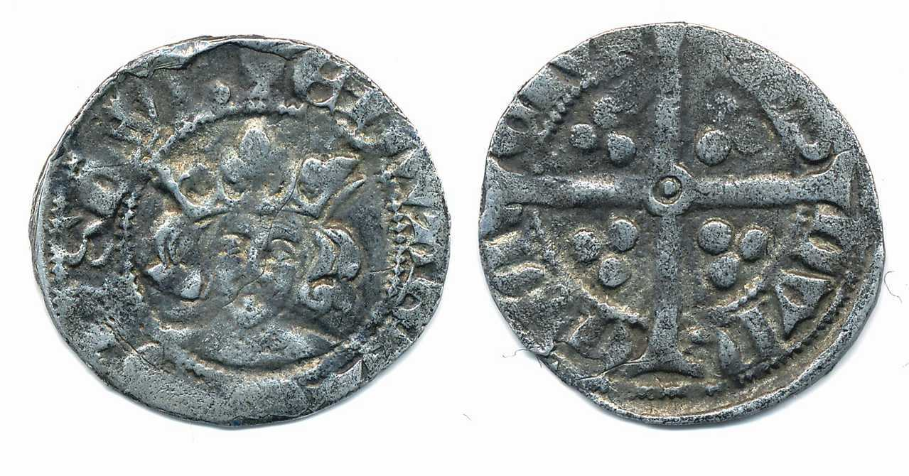 Edward III Penny 1327-77.  NP Collectables