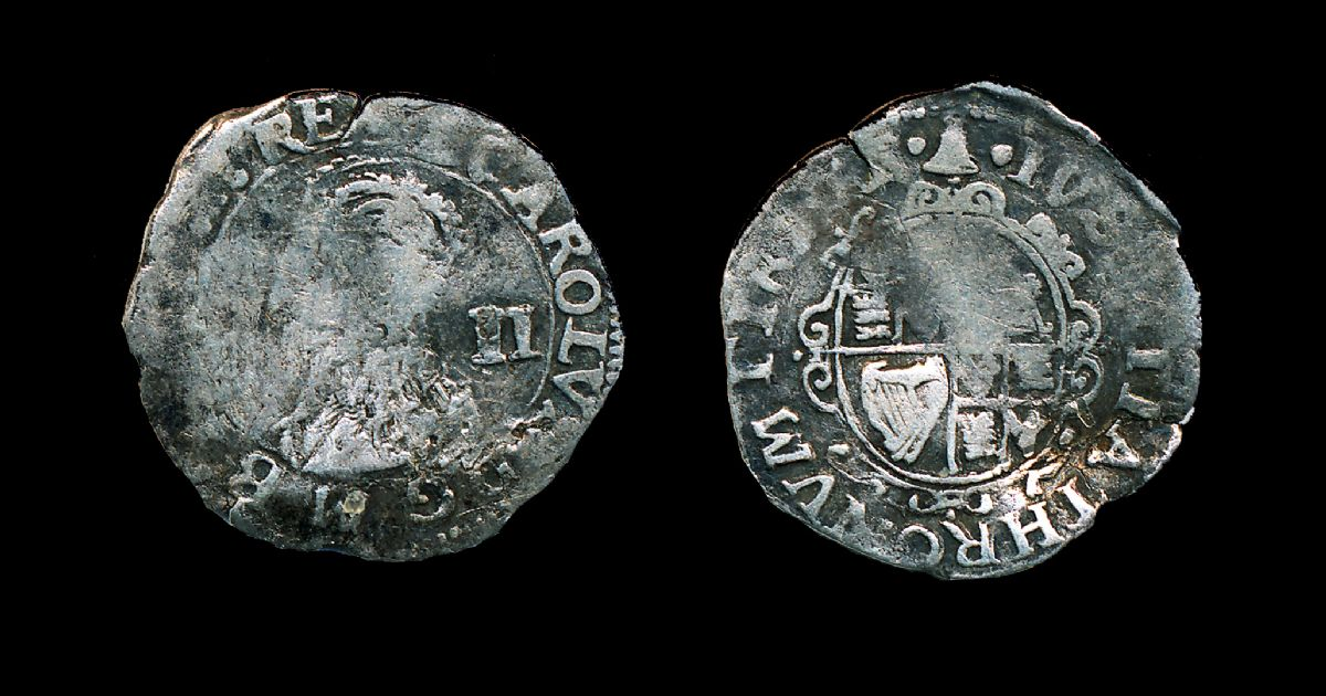 Charles I Halfgroat. NP Collectables