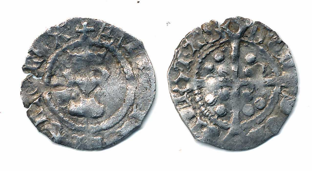 Henry VI Halfpenny, London.  NP Collectables