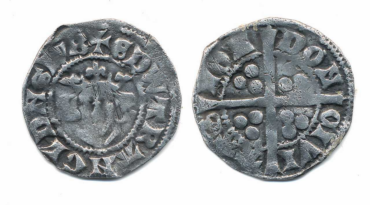 Edward I Penny, London.  NP Collectables