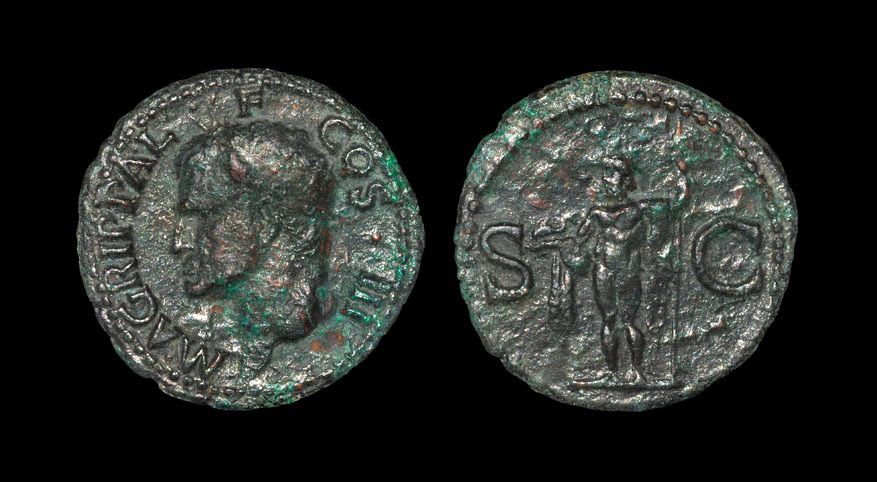 Agrippa, Neptune As. NP Collectables
